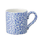 Dark Blue Felicity Mug