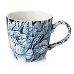 Burleigh Hibiscus Osbourne Mug
