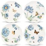 Butterfly Meadow Blue Plates