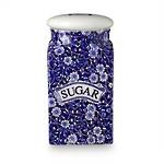 Calico Sugar Canister