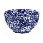 Calico Sugar Bowl Small