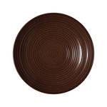 Craft Walnut Ridged Bowl Medium