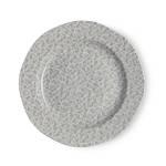 Dove Grey Felicity Plate 19cm