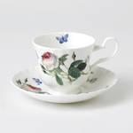 Redoute Palace Garden Teacup & Saucer