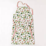 Redoute Rose Apron
