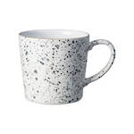 Denby Speckled White Mug