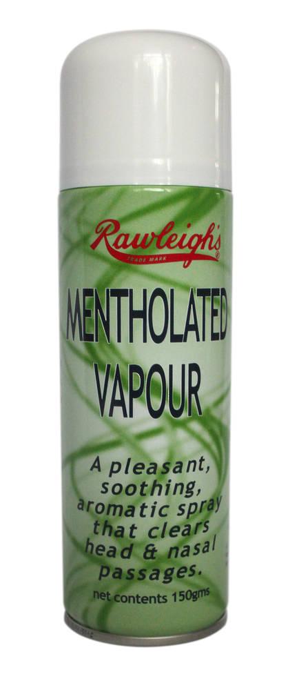 Mentholated Vapour Spray - 150g
