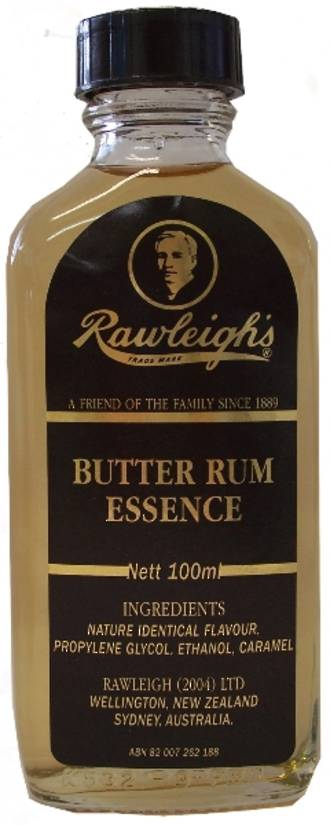 Butter Rum Essence - 100ml