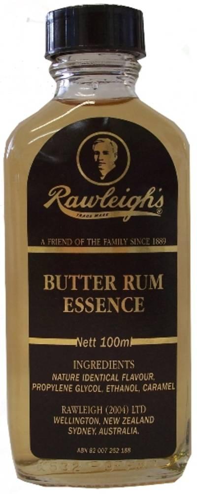 Butter Rum Essence - 100ml