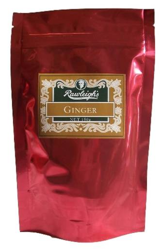 Ground Ginger - 150g Pouch