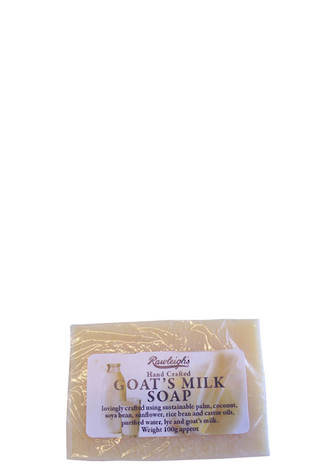 Goats' Milk Soap - 100g