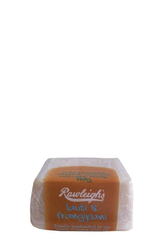 Lauti & Frangipani Coconut Soap - 100g approx