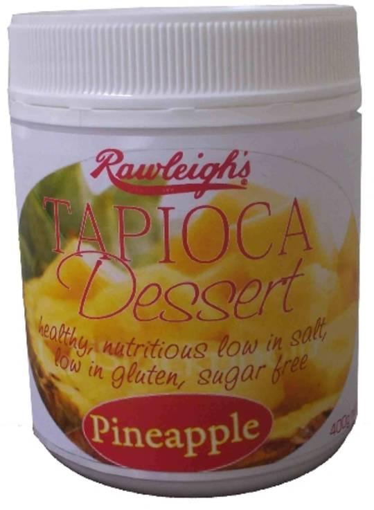Pineapple Tapioca - 400g tub