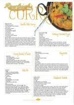 Rawleigh's Curry Recipes