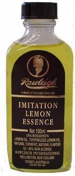 Lemon Essence - 100ml
