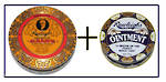 Antiseptic Salve + Ointment Combo - Sorry NZ Online Customers Only (BB11/19)