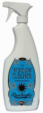 Window Cleaner - 750ml