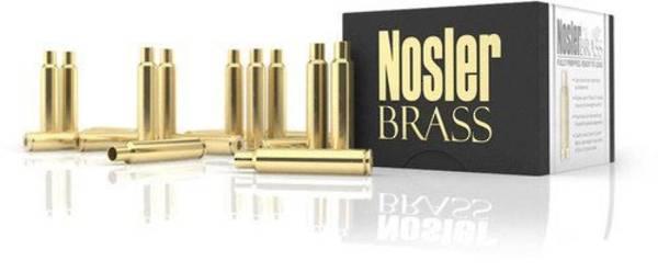 Nosler Brass 338 Win Mag 50's #17883