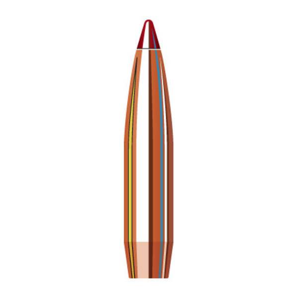 Hornady 6mm 108gr ELD-M x100 #2831