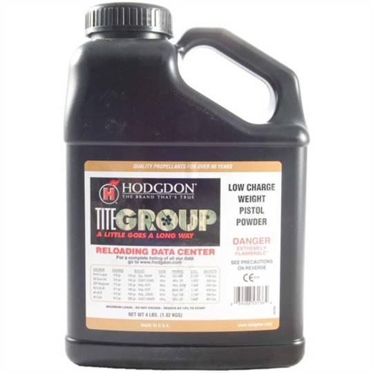 Hodgdon TiteGroup 4lb