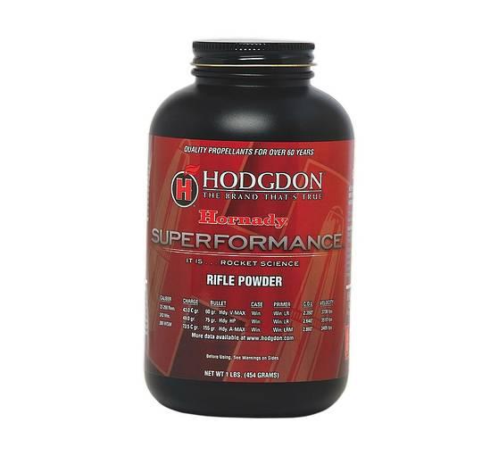 Hodgdon Superformance 1lb (#SUPERF)