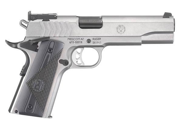 Ruger SR1911 9mm #06759