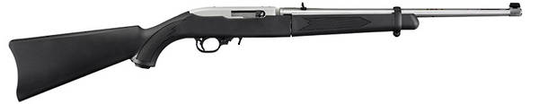 Ruger 10/22 Takedown Semi Auto 22LR Stainless Steel