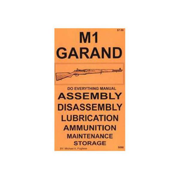 Do Everything Manual M1 Garand