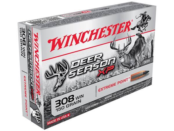 Winchester Deer Season 308 Win 150grain XP
