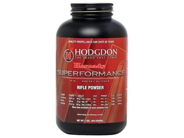 Hodgdon Superformance 1lb