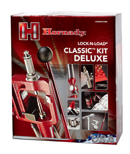 Hornady Lock N Load Classic Deluxe Kit #85011