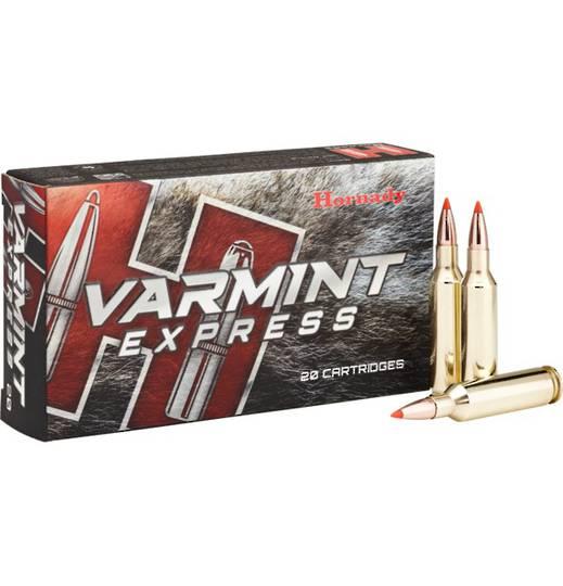 Hornady Varmint Express 6mm Creedmoor 87gr V-max x20