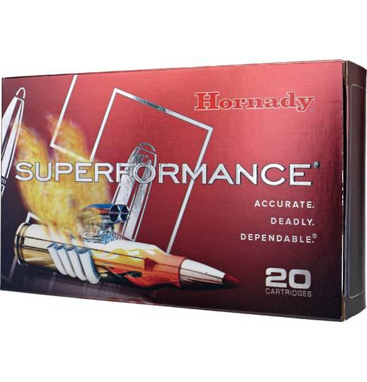 Hornady Superformance 6mm Creedmoor 90gr GMX x20