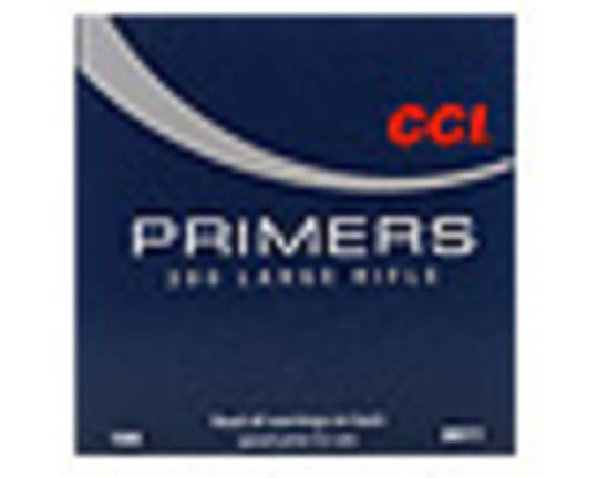 CCI Large Rifle Primers BR-2 Box of 1000