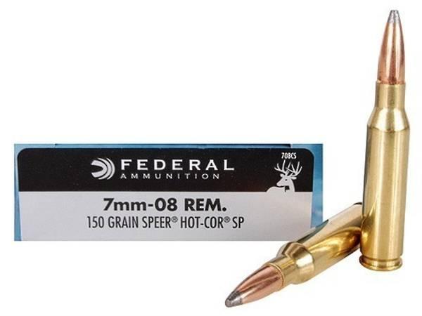 Federal PowerShok 7mm08 150gr x20