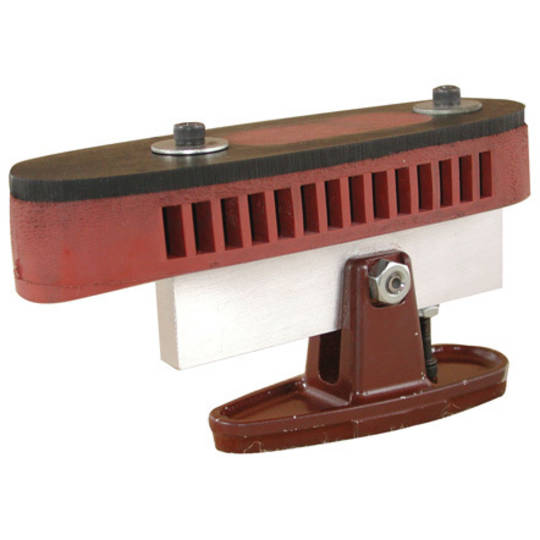 Miles Gilbert Recoil Pad Shaping Fixture