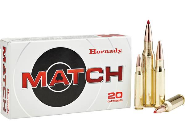 Hornady Match 6.5 Creedmoor 147gr ELD-M x20 #81501