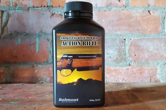 Belmont Action Rifle Powder 500grams