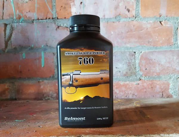 Belmont WC760 Powder 500gr