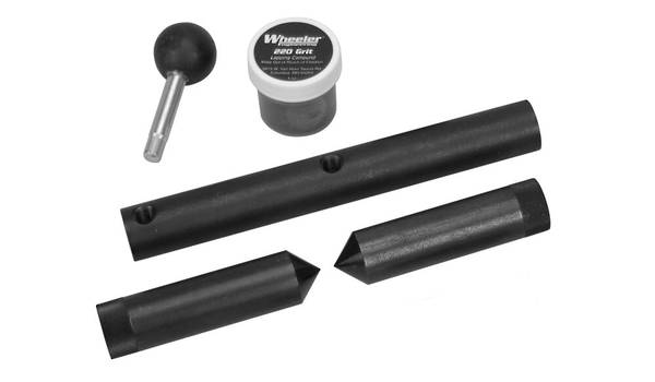 """Wheeler Scope Ring Alignent and Lapping Kit 1"""" #204061"""