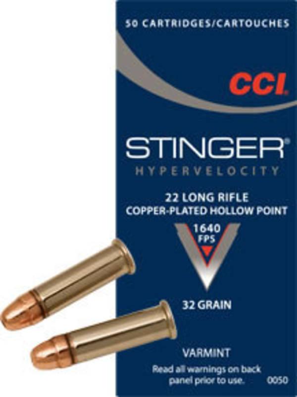 CCI Stinger 22LR 50 Rounds