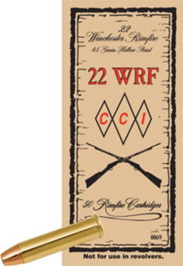 CCI 22 Winchester Rimfire 50 Rounds
