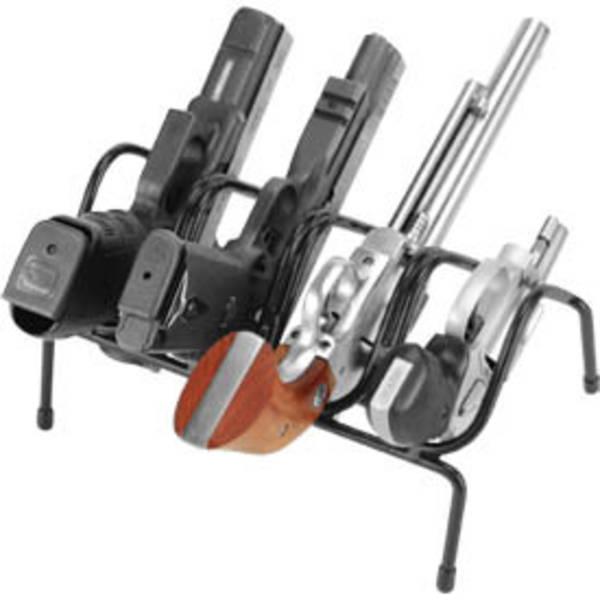 Lockdown 4 Gun Handgun Rack
