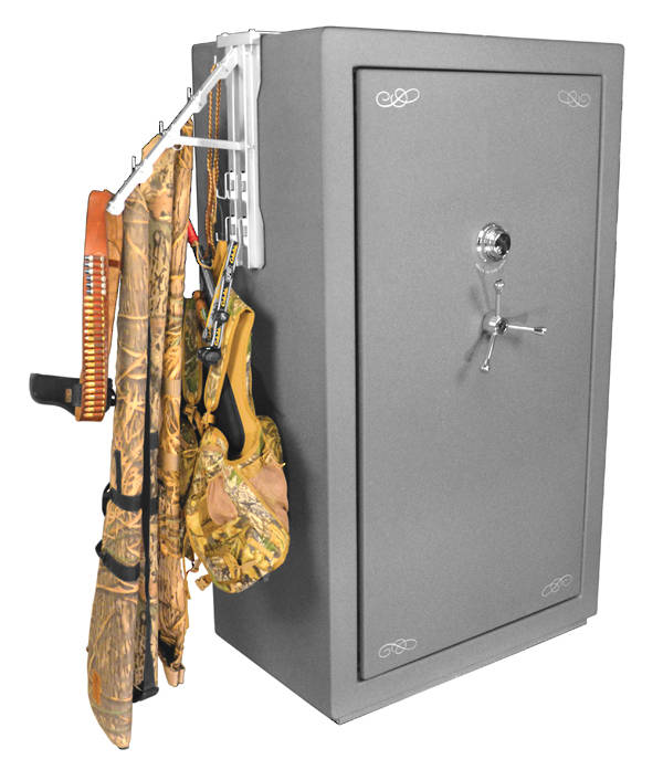Lockdown External Heavy Duty Safe Hanger