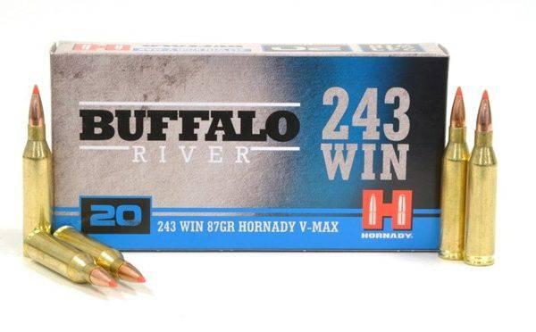Buffalo River 243 Win 87gr x20
