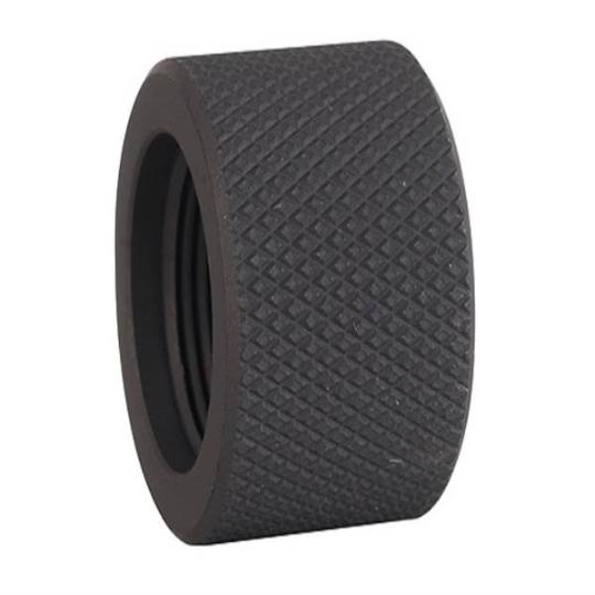 5/8x24 Thread Cap Black