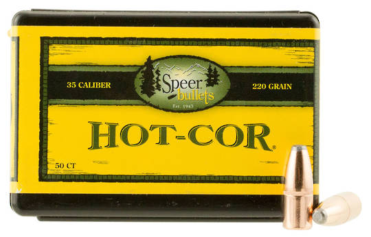 Speer Hot-Cor 35cal 220gr HCFN #2439 x50