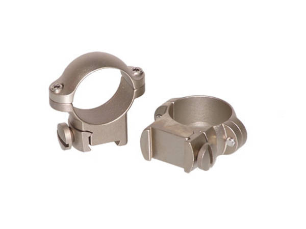 Leupold Ringmount SAKO Medium Silver 51719