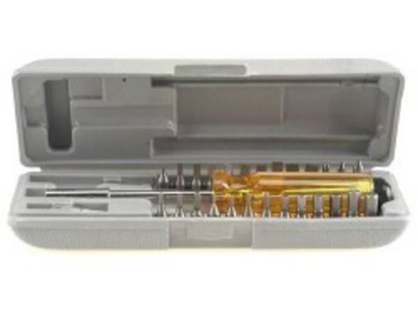 Wheeler Space Saver Gunsmithing Screwdriver Set