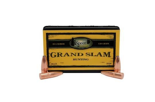 Speer Grand Slam 30cal 150grain 2026